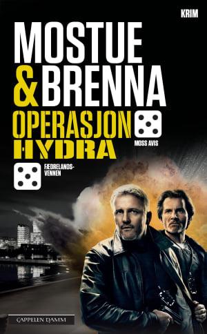 9788202477264 - Operasjon Hydra - Bok