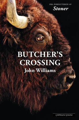 9788202479664 - Butcher's crossing - Bok