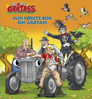 Min første bok om Gråtass