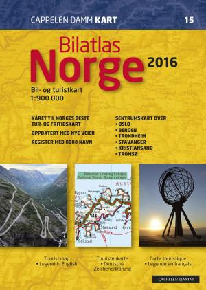 Bilatlas Norge 2016