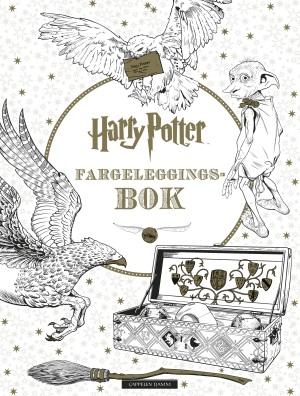 Harry Potter. Fargeleggingsbok