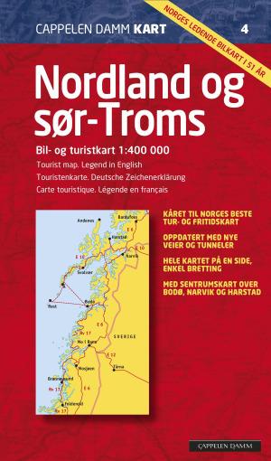 Nordland og sør-Troms