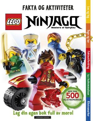 Lego Ninjago. Fakta og aktiviteter