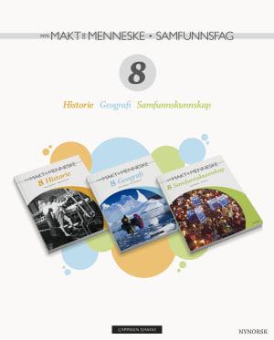 Nye makt og menneske - samfunnsfag 8