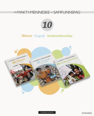 Nye makt og menneske - samfunnsfag 10
