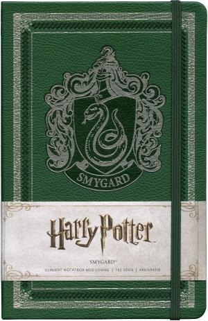 Harry Potter Smygard ulinjert notatbok