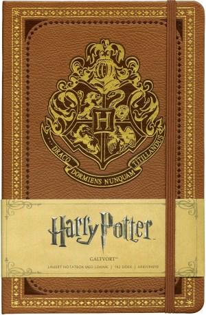Harry Potter Galtvort linjert notatbok