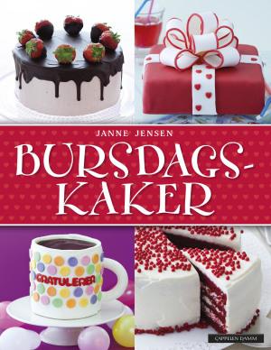 9788202530594 - Bursdagskaker - Bok