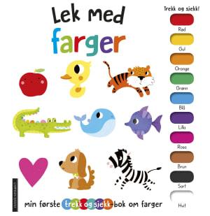 Lek med farger