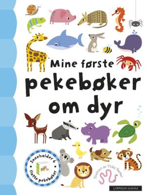 Mine første pekebøker om dyr