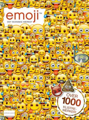 Emoji. Det ikoniske merket. Offisiell klistremerkebok