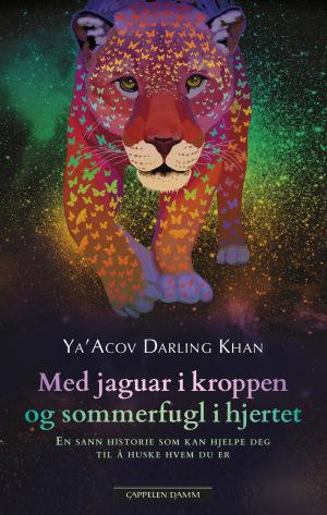 Med jaguar i kroppen og sommefugl i hjertet