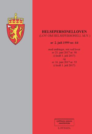 Helsepersonelloven (lov om helsepersonell m.v.) av 2. juli 1999 nr. 64