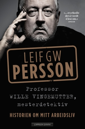 Professor Wille Vingemutter, mesterdetektiv