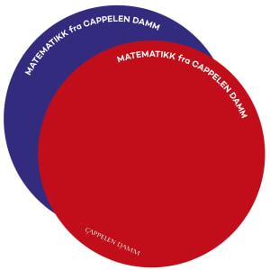 Tallinje til bruk på gulv. Matematikk fra Cappelen Damm