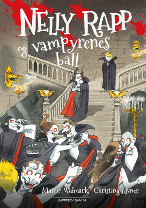 Nelly Rapp og vampyrenes ball