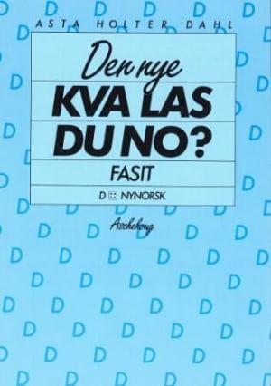 Den nye Kva las du no?