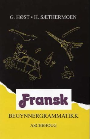 Fransk begynnergrammatikk