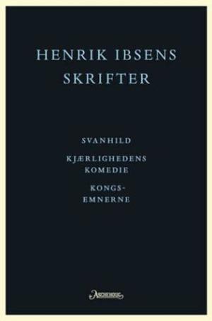 Henrik Ibsens skrifter. Bd. 4