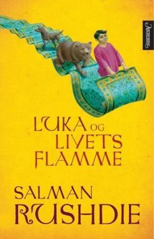 Luka og livets flamme
