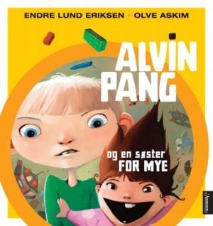 Alvin Pang og en søster for mye