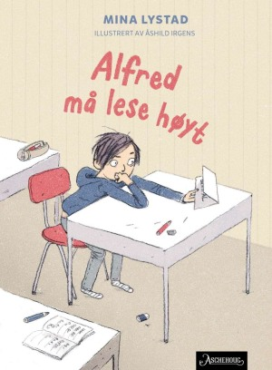 Alfred må lese høyt