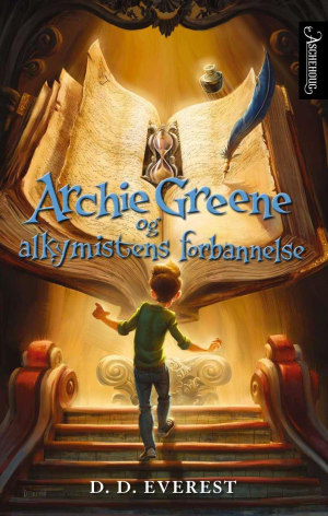 Archie Greene og alkymistens forbannelse