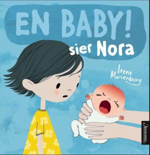 En baby! sier Nora