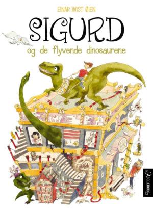Sigurd og de flyvende dinosaurene
