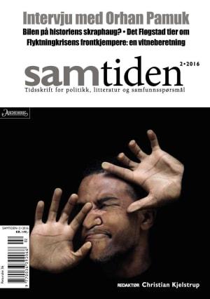 Samtiden. Nr. 2 2016