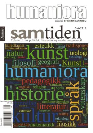Samtiden. Nr. 3/4 2016