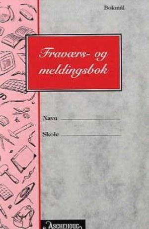 Fraværs- og meldingsbok for VGS