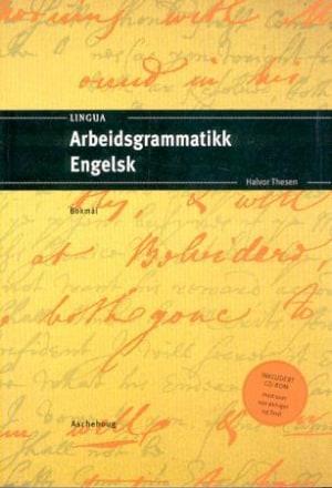 Arbeidsgrammatikk - engelsk
