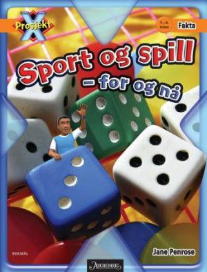 Sport og spill - før og nå