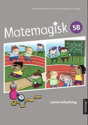 Matemagisk 5B