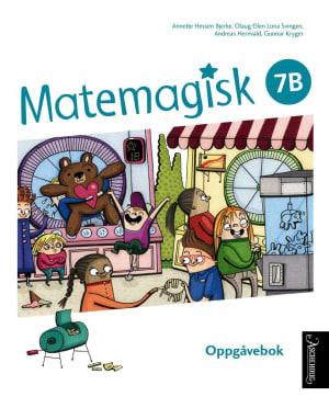 Matemagisk 7B