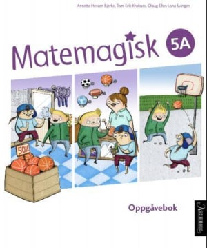 Matemagisk 5A