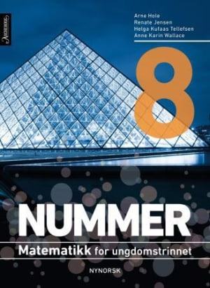 Nummer 8