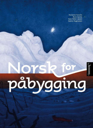 Norsk for påbygging
