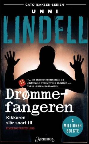9788203360381 - Drømmefangeren, kriminalroman - Bok