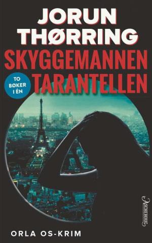 9788203361173 - Skyggemannen ; Tarantellen : krim - Bok