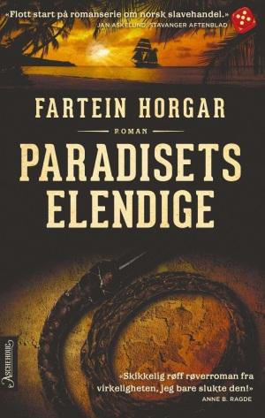 9788203361944 - Paradisets elendige, roman - Bok