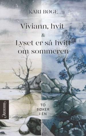 9788203361951 - Viviann, hvit ; Lyset er så hvitt om sommeren - Bok