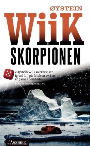 9788203362453 - Skorpionen - Bok