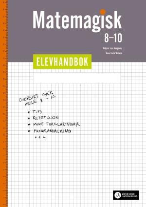 Matemagisk 8-10