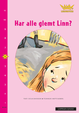 Har alle glemt Linn?