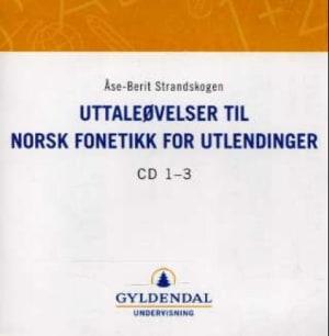 Uttaleøvelser til Norsk fonetikk for utlendinger