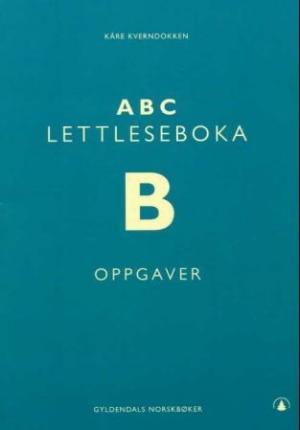ABC lettleseboka B