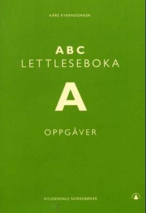 ABC lettleseboka A
