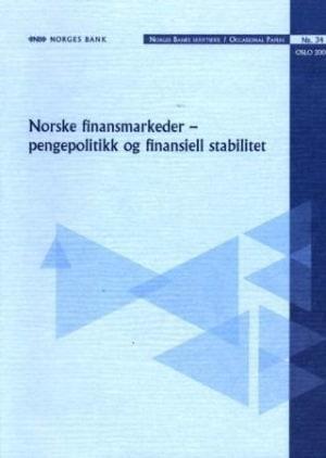 Norske finansmarkeder